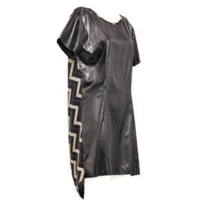 Vestito corto - Plumilla