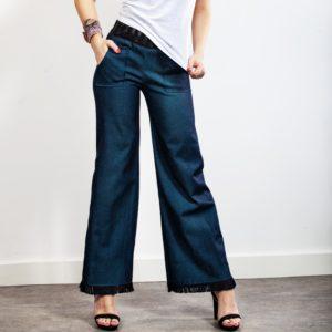 Pantaloni - Plumilla