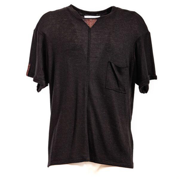 T-shirt Nera - Plumilla