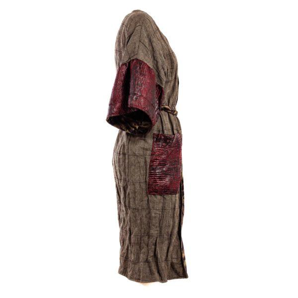 Cappotto lungo - Plumilla