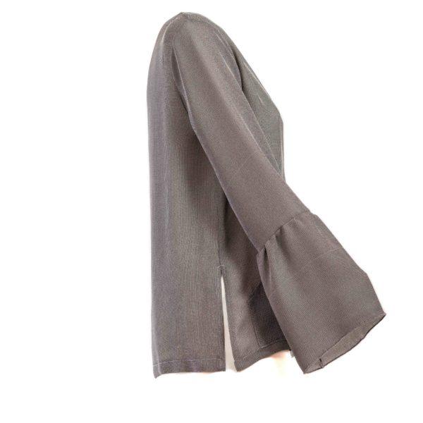 Blusa donna con maniche lunghe - Plumilla